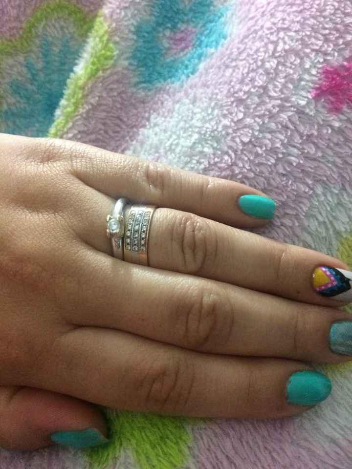 Que hacer con el anillo de compromiso? - 1