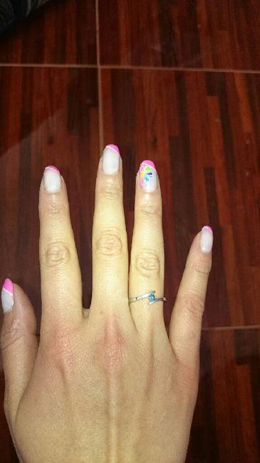 ¿Cuál es la forma de tu anillo de compromiso? - 1