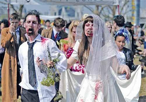 Novios arriesgados bodas tem ticas - Bodas tematicas ...