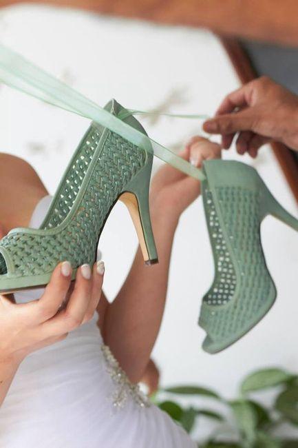 zapatos de color turquesa - página 2