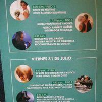 Itinerario semana de la boda parque caracoli - 1