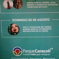 Itinerario semana de la boda parque caracoli - 2