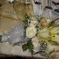 Les comparto mi bouquet