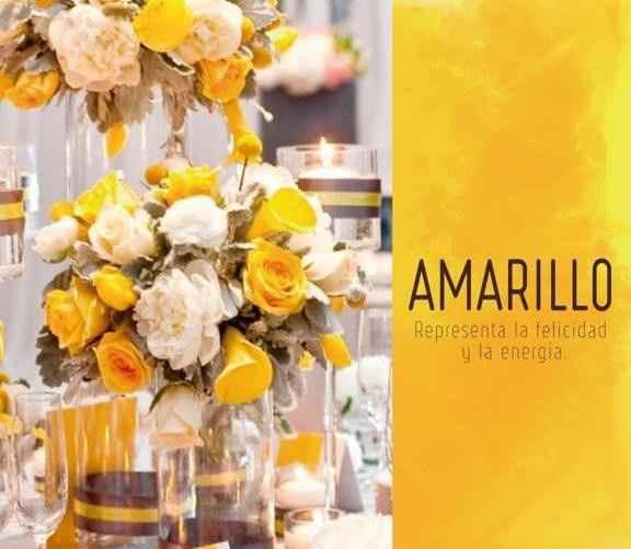 4. Amarillo.