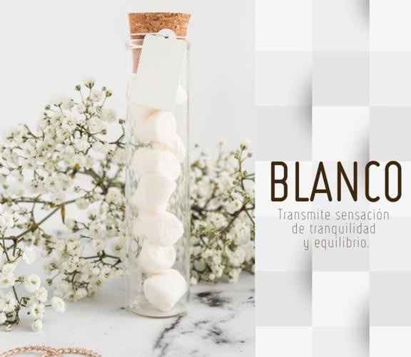 5. Blanco.