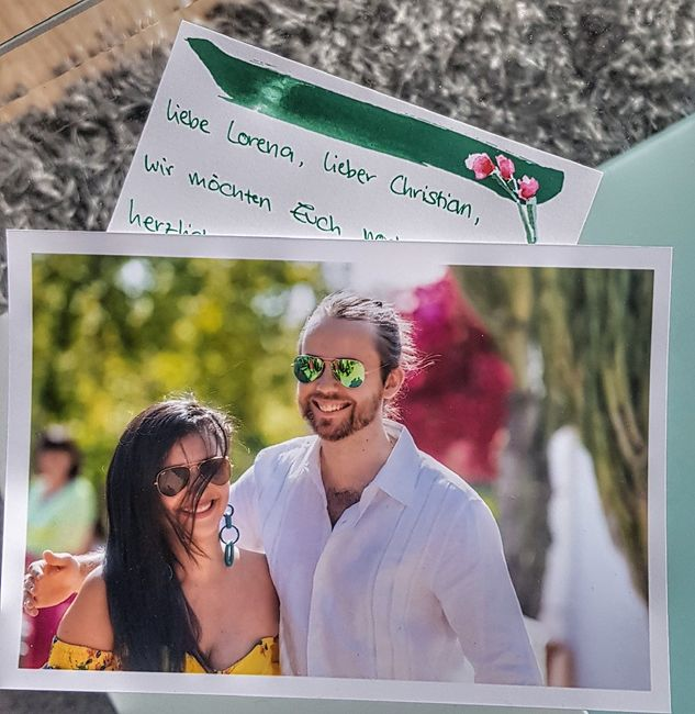 Detalles para agradecer a los invitados por asistir a la boda 1