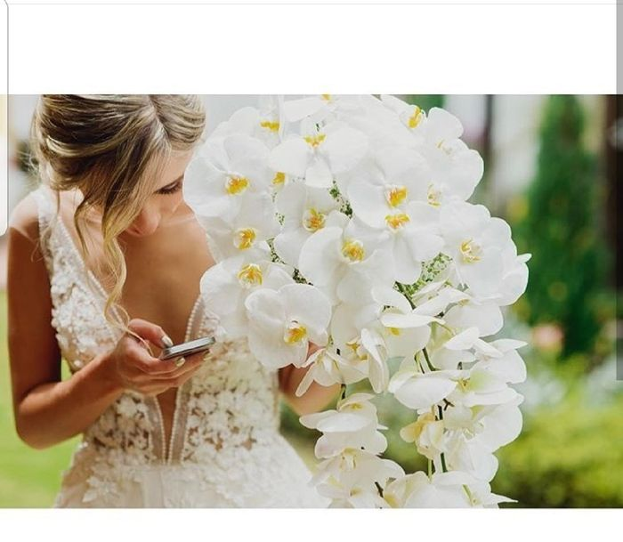 ¿Cómo quieren su bouquet de novia? 9
