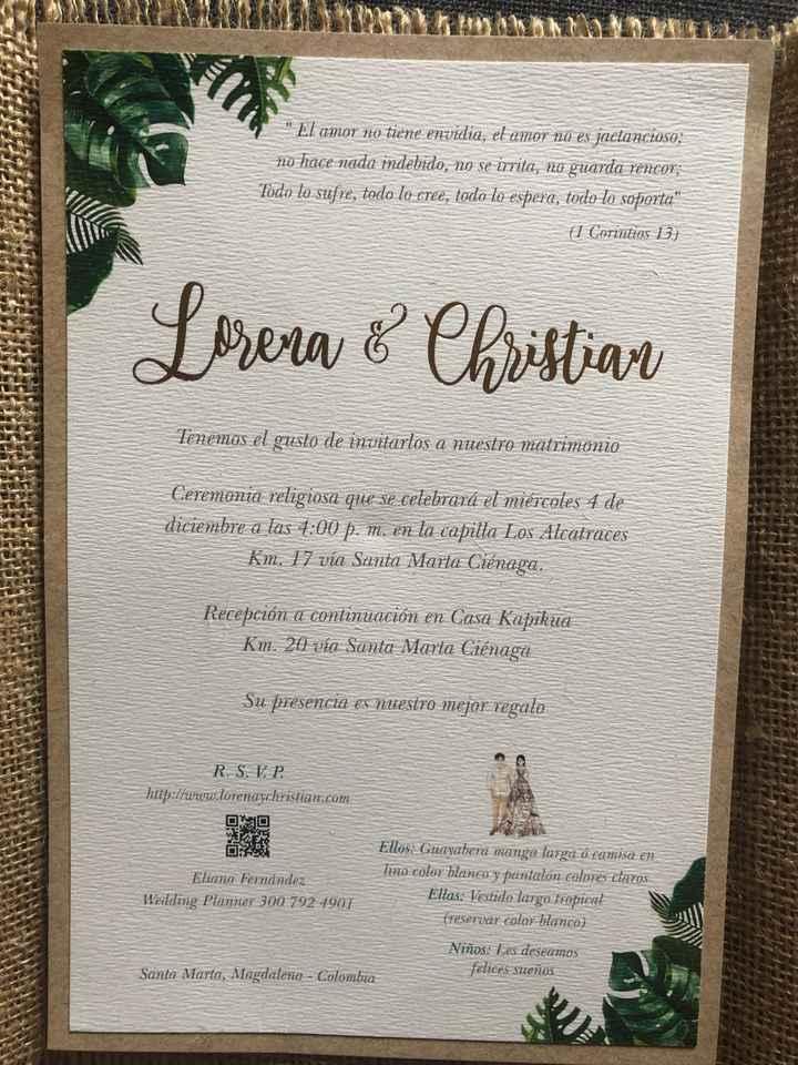 Nuestras Invitaciones - 4