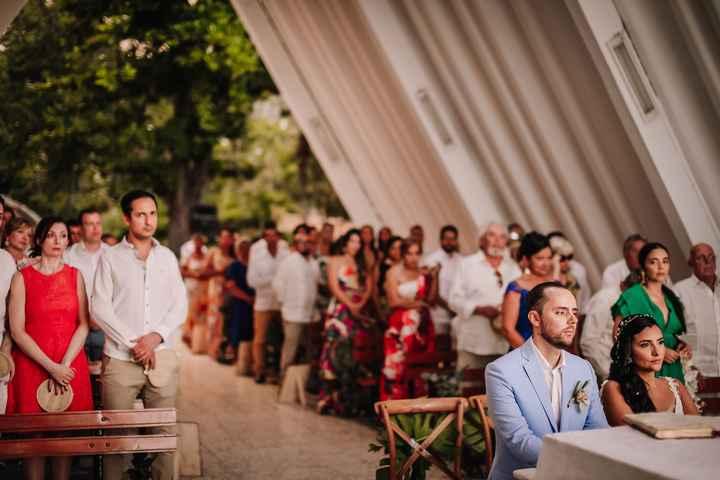 ¿A qué personas vas a invitar a tu matrimonio? - 1