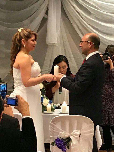 Ayer fue nuestra boda - 3