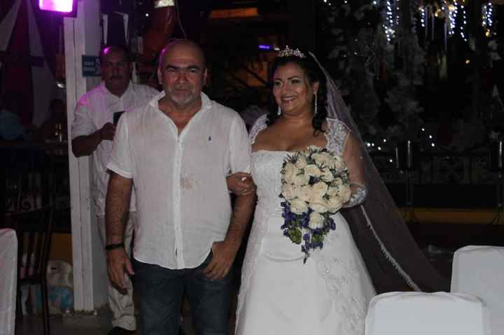 Mi hermosa boda 😍 - 1