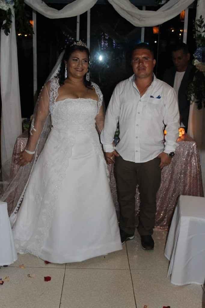 Mi hermosa boda 😍 - 2