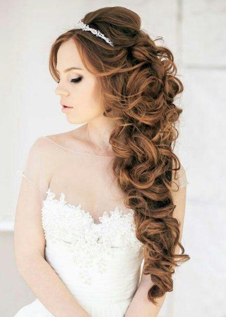 Ver peinados para novia