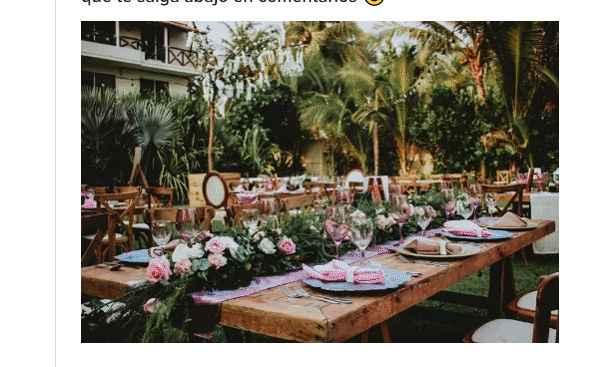 ¡Haz screenshot al GIF y descubre la decoración de tu matrimonio! - 1