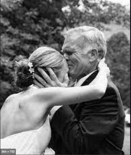 Como crees que será la reacción de tu padre y de tu novio al verte vestida de novia? - 2
