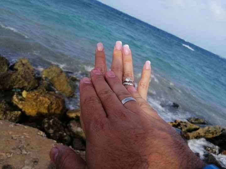 Nuestro matrimonio. - 1