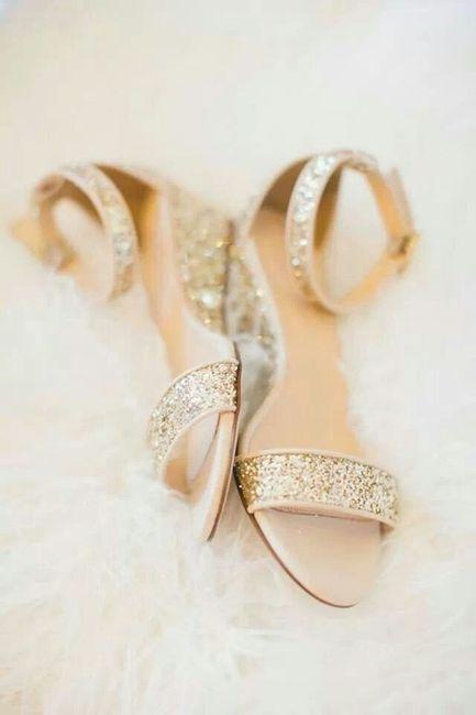 Zapatos para boda en la playa