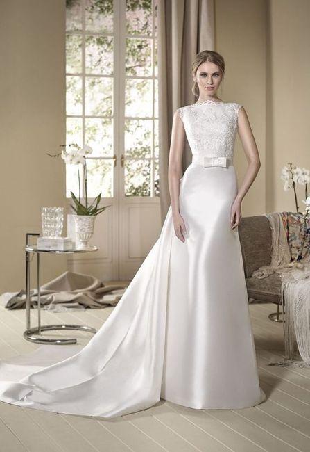 Look de novia: El Vestido 1