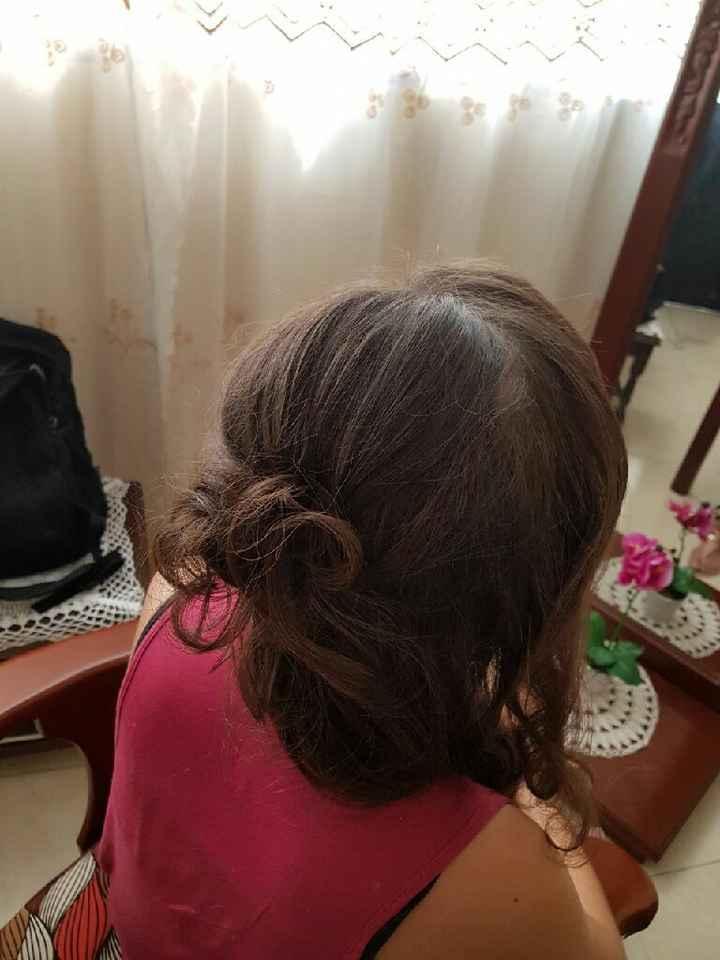 Quiero opinion sobre estos peinados para mi boda - 1