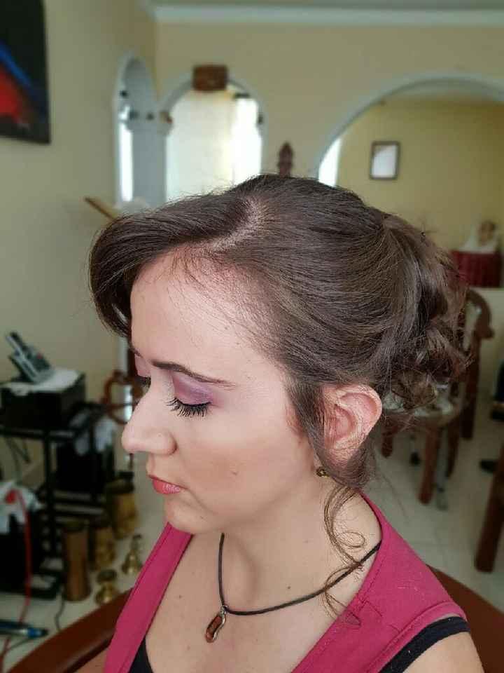 Quiero opinion sobre estos peinados para mi boda - 3