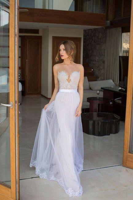 aeaefdb2d Novias 2018 tendencia en vestidos