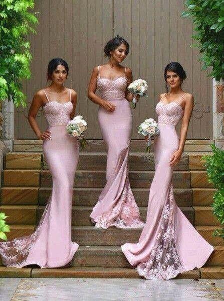 Vestidos dama de honor bogota