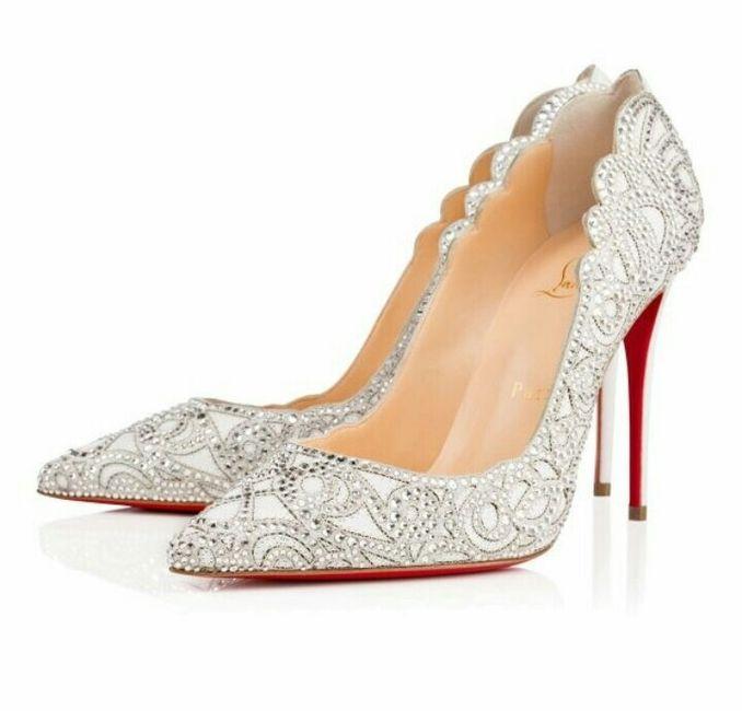 zapatos de novia para el 2016