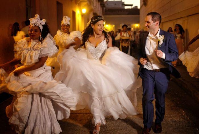 Cuánto podría costar casarse en en centro histórico de Cartagena? 1