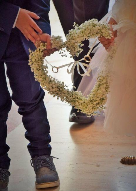 Alianza de boda:porta anillos 💍 4