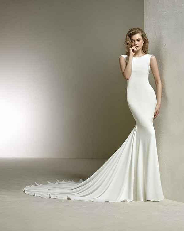 El vestido de novia con tu nombre 🌈 - 2