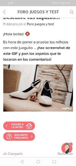 Descubre tus zapatos... - 1