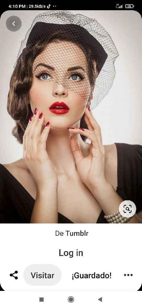 Busco maquillador años 50's - 1