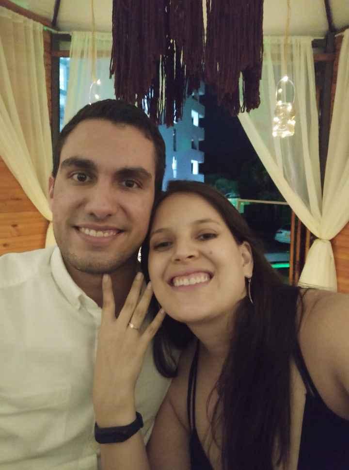 ¿Tienes algún selfie con tu anillo de compromiso? Muéstranosla 💍 - 1