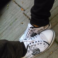 nuestros zapatos