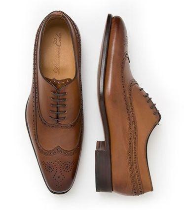 ¡Escoge unos zapatos para este traje de Novio! 3