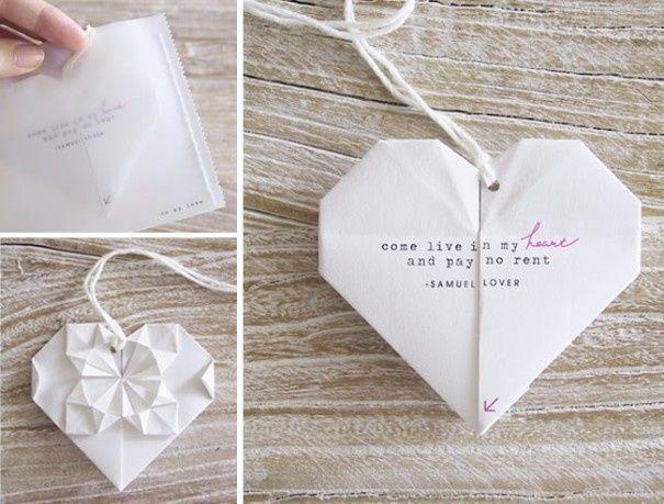 Decoracion Origami Matrimonio ~ Decoraci?n con origami para el matrimonio!!