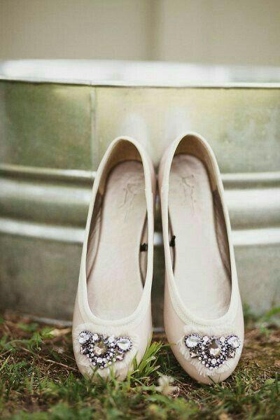 zapatos para boda en el campo, bosque?