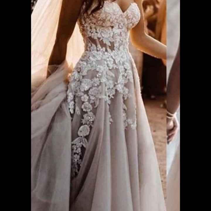 Que vestido es mas lindo - 1