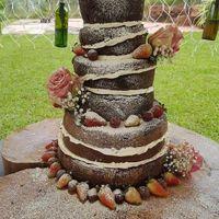 ¡Comparte una foto de tu ponqué de matrimonio! - 1