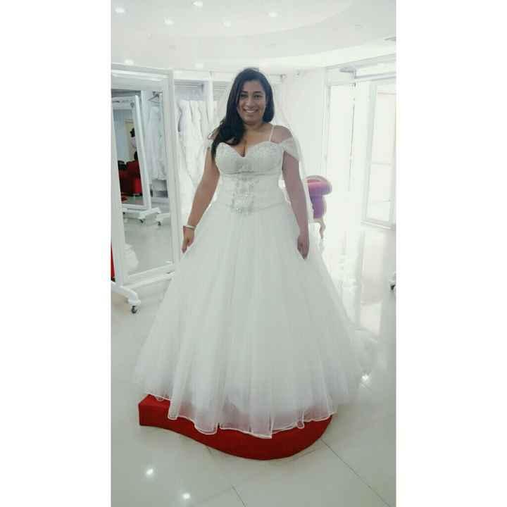 Encontré mi vestido! y lo ame ❤😍 - 2