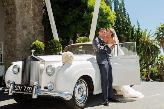 O transporte segundo a tua data de casamento 2