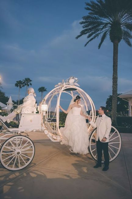 O transporte segundo a tua data de casamento 4