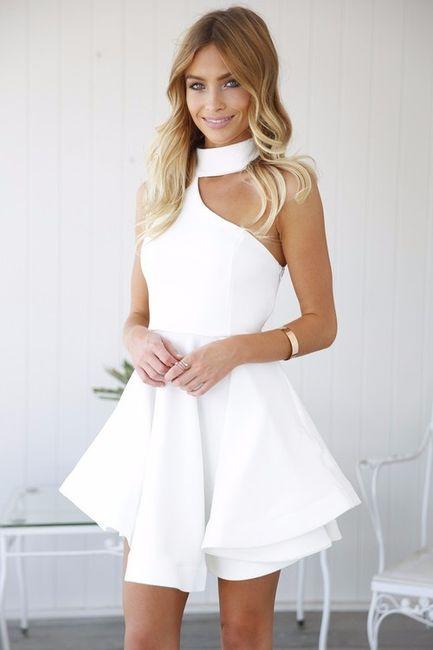 f0fa829a9 10 vestidos blancos para tu boda civil