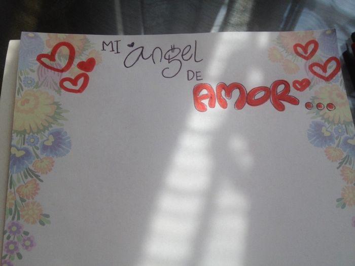 Para mi novio angel con amor - 1 part 2