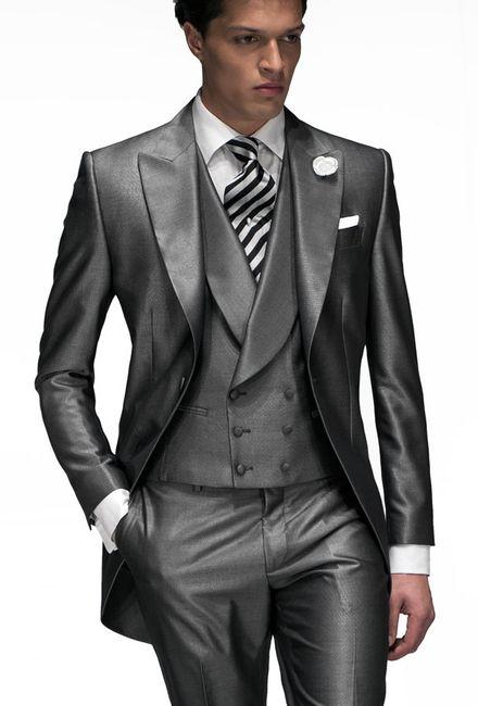 0b50cfef4061b Tipo de traje para el novio
