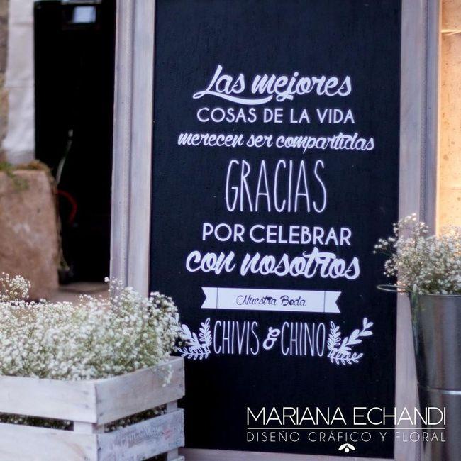 Ideas de letreros originales para tu boda - Cosas para preparar una boda ...
