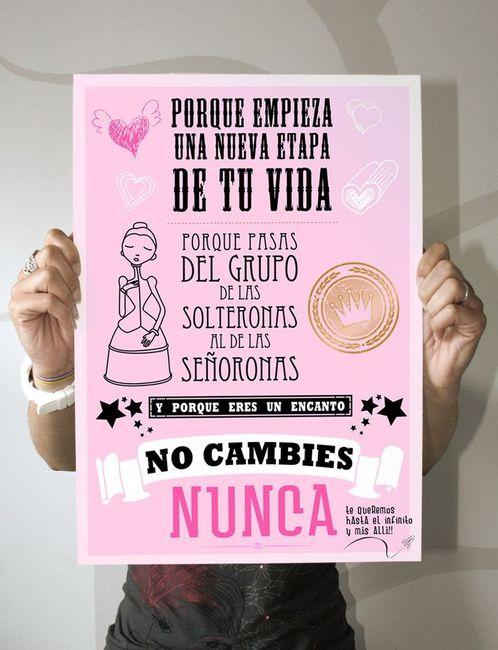 Ideas de letreros originales para tu boda for Ideas para decorar la casa de la novia