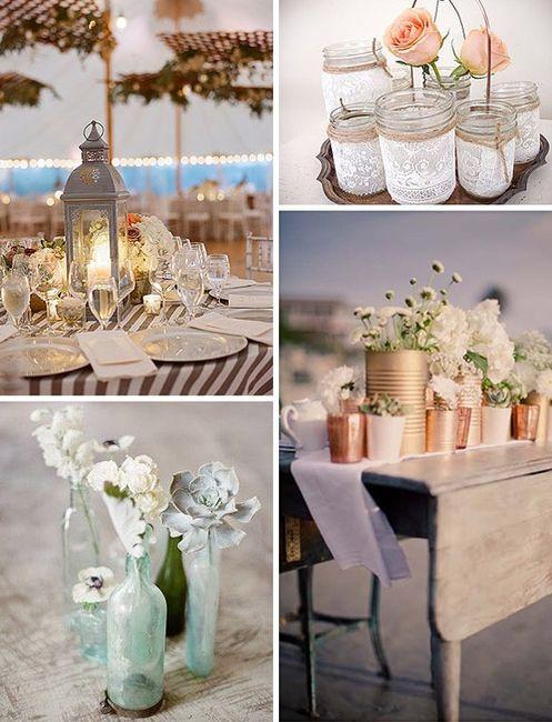 Decoracion Rustica Para Fiestas ~ Ideas bodas rusticas