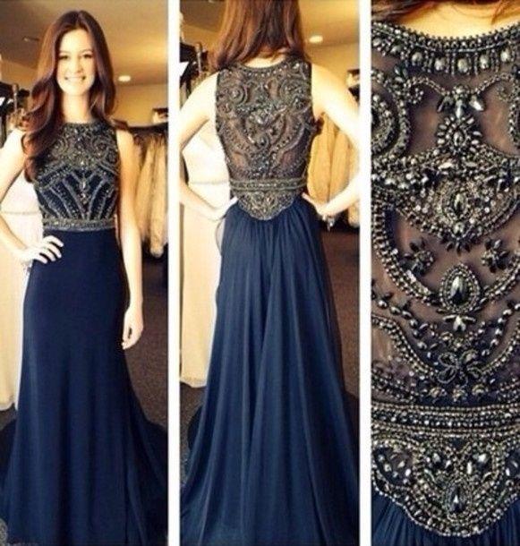 opción... vestidos para la recepción !