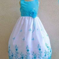 Vestido de pajesita - 1